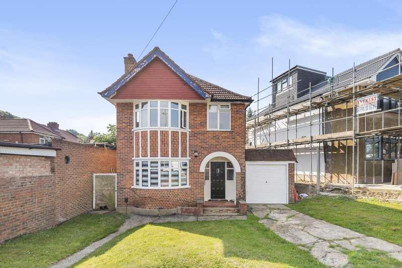 3 Bedrooms Detached House for rent in Whitelands Way, High Wycombe