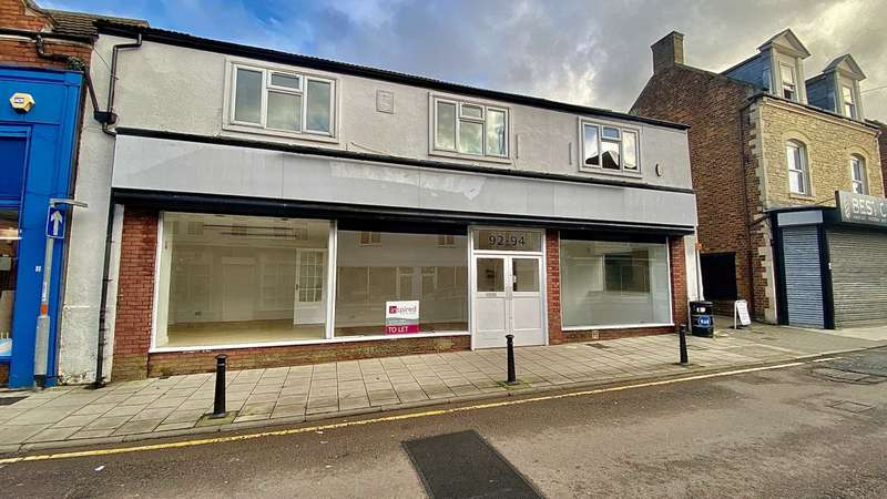 Commercial Property for rent in High Street, Rushden