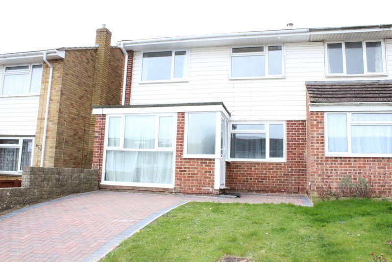 3 Bedrooms Semi Detached House for rent in Town End Road, Faringdon