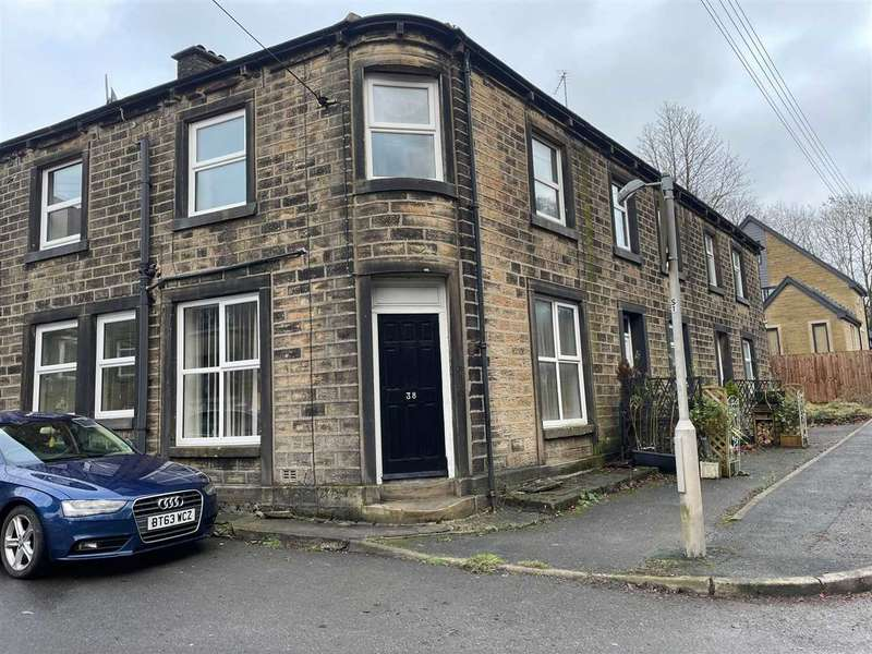 2 Bedrooms End Of Terrace House for rent in Penistone Road, Holmfirth