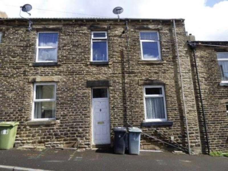 2 Bedrooms Terraced House for rent in 6 King Street, Heckmondwike,