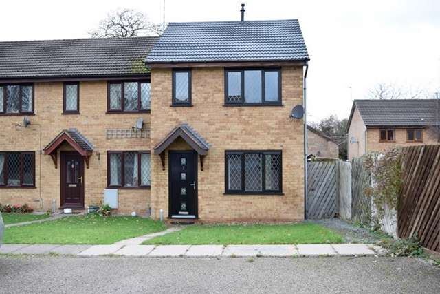 2 Bedrooms End Of Terrace House for rent in Applewood Close,West Felton