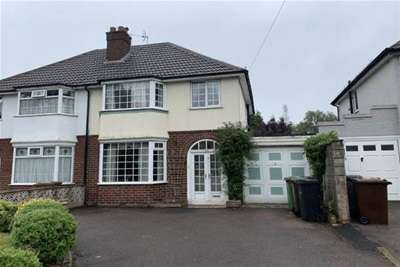 3 Bedrooms Semi Detached House for rent in Lode Lane, Solihull B91 2HP