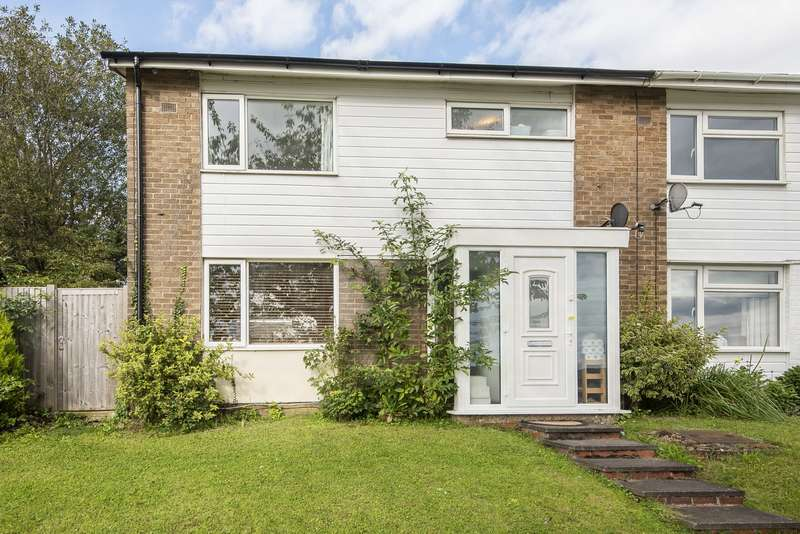 3 Bedrooms Terraced House for sale in The Pastures