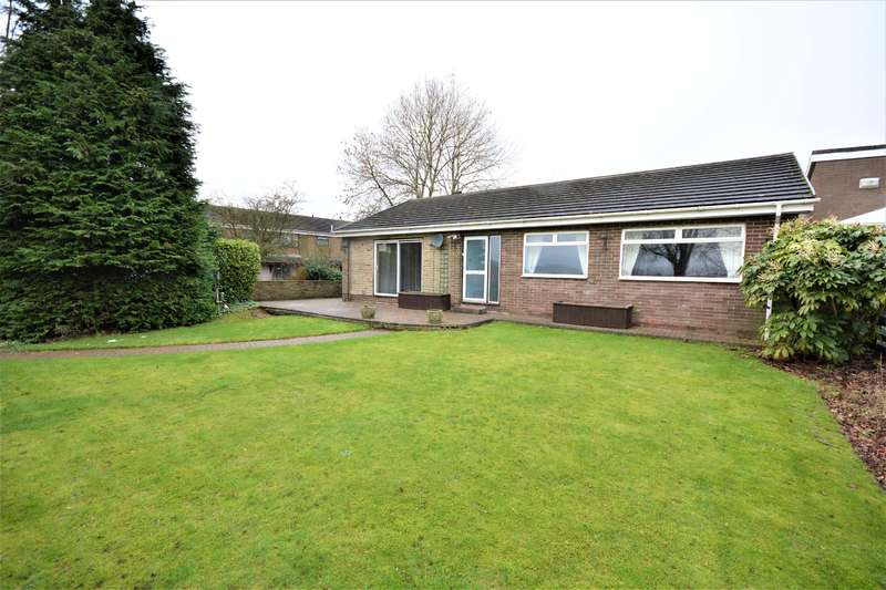 3 Bedrooms Bungalow for sale in Glaisdale Gardens, Shildon, DL4 2NA