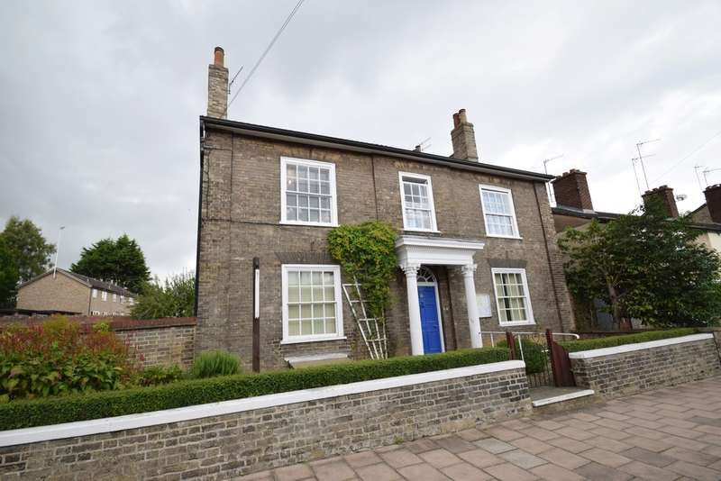 2 Bedrooms Flat for rent in Northgate Street, Bury St. Edmunds