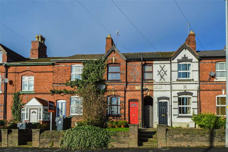 2 Bedrooms Terraced House for rent in Stoke Road, Bromsgrove, Worcestershire, B60