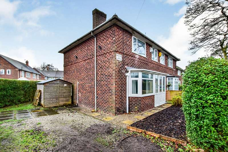 3 Bedrooms Semi Detached House for sale in Moor Lane, Manchester, Greater Manchester, M23
