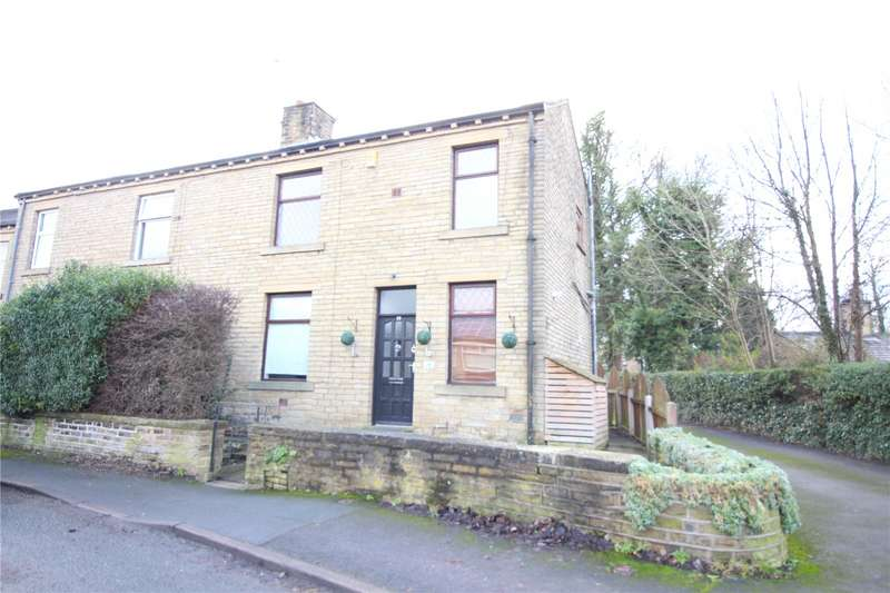 3 Bedrooms Semi Detached House for rent in Half House Lane, Hove Edge, Brighouse, HD6