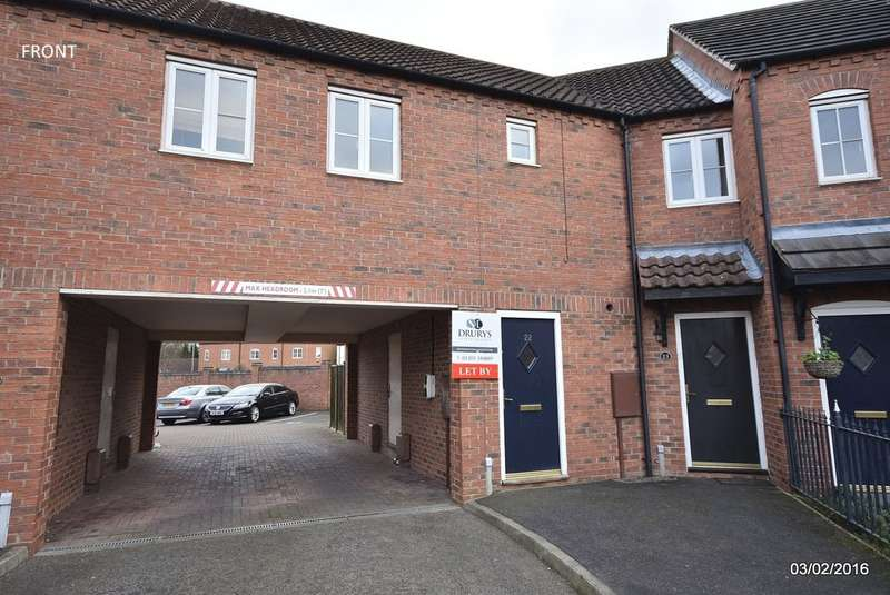 2 Bedrooms Flat for rent in The Square, Kirton, Boston, PE20