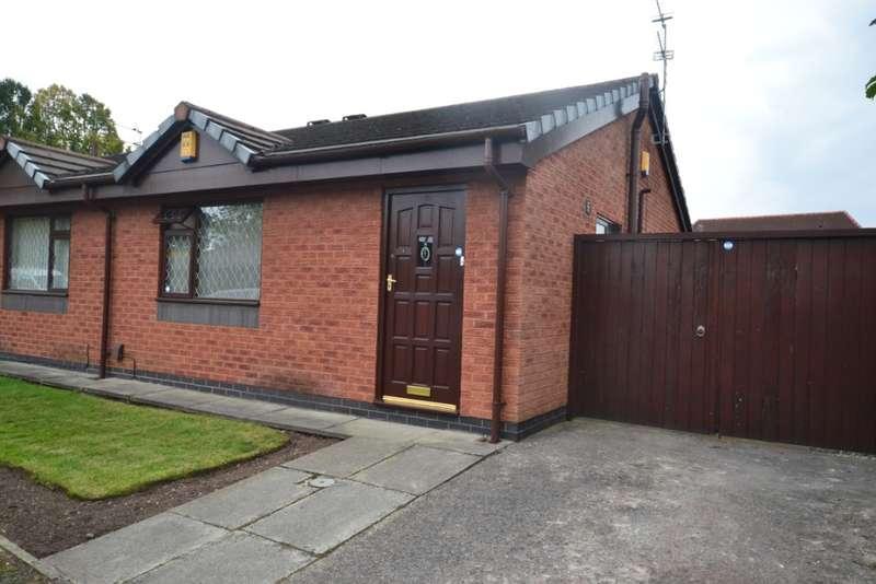 1 Bedroom Bungalow for rent in Stanley Street, Newtown, Wigan, WN5 9AZ