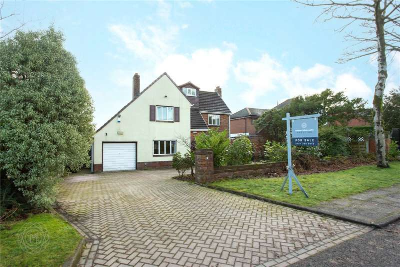 5 Bedrooms Detached House for sale in Tor Avenue, Greenmount, Bury, BL8