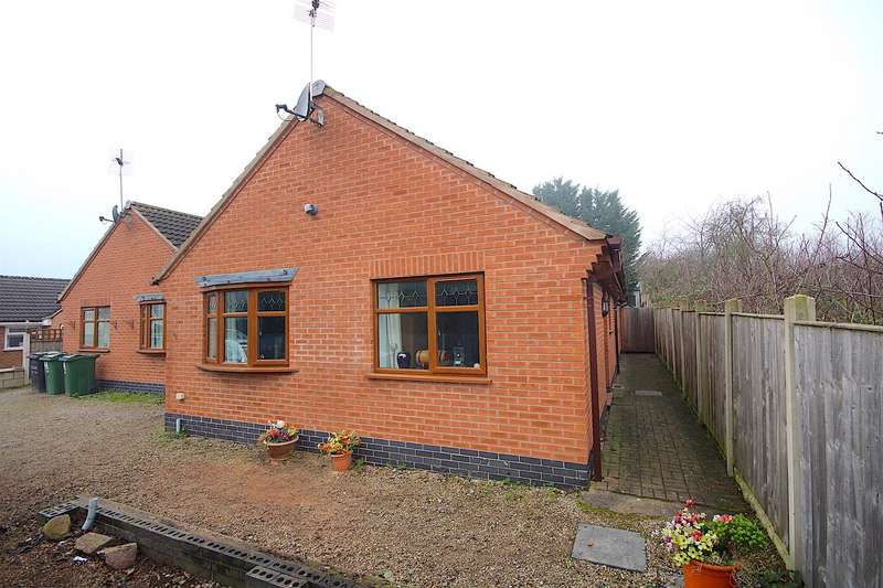 3 Bedrooms Detached Bungalow for sale in Price Way, Thurmaston