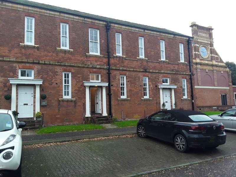 2 Bedrooms Town House for rent in South Grange, Exeter