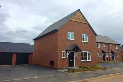3 Bedrooms House for rent in Anglia Crescent, Kempsey, Worcestershire