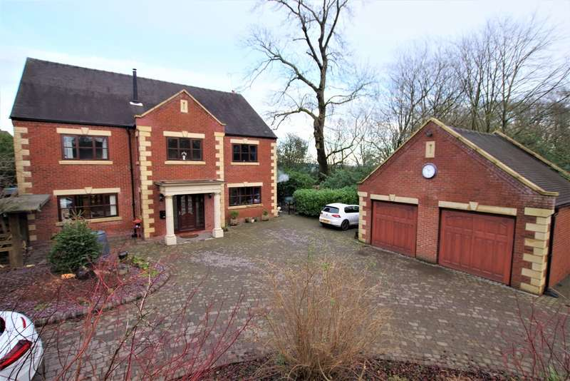 5 Bedrooms Detached House for sale in Cherry Lane, Cheadle