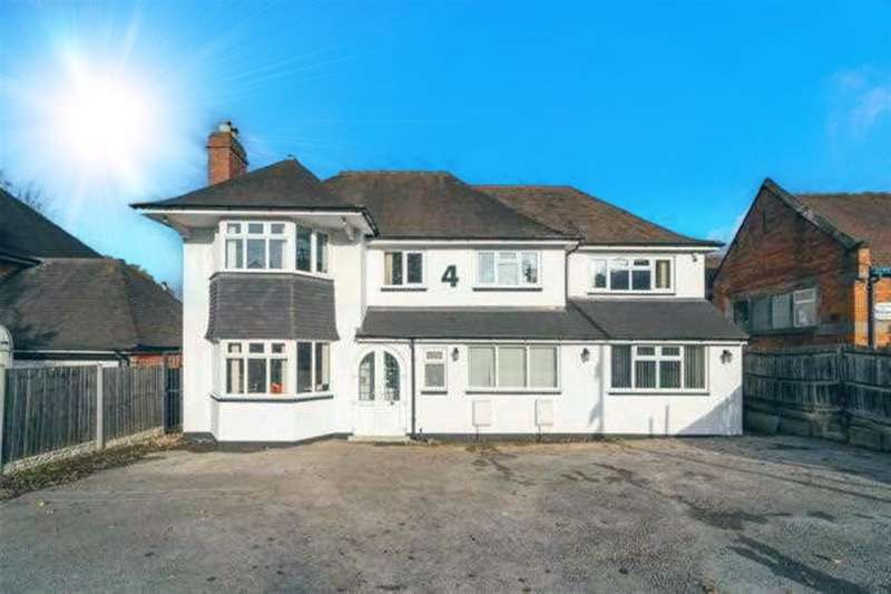 5 Bedrooms Detached House for rent in Blossomfield Road, Solihull, Solihull
