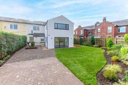 4 Bedrooms Semi Detached House for sale in Brookfield, Mellor, Blackburn, Lancashire, BB2