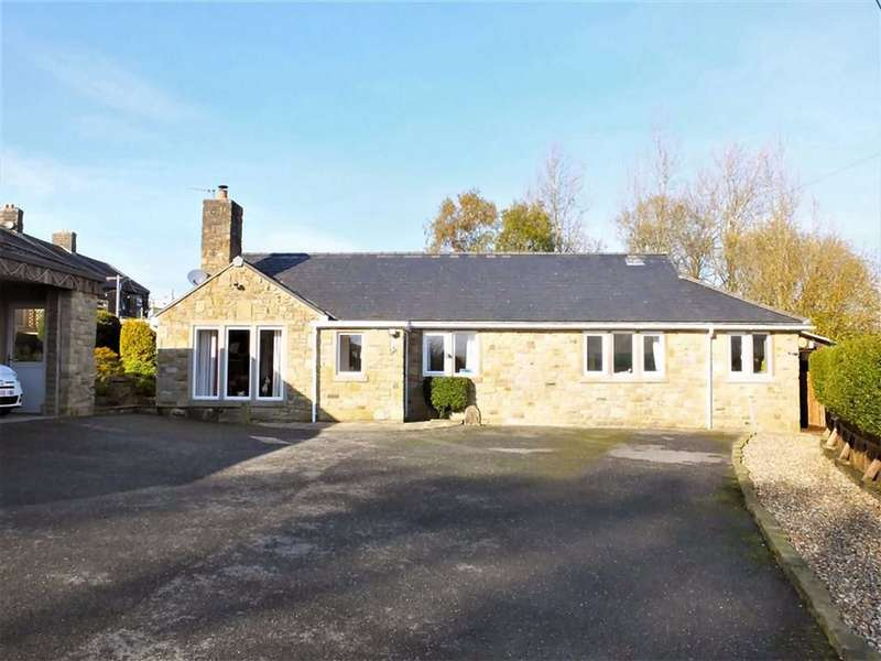 4 Bedrooms Bungalow for sale in Lanehouse, Trawden, Lancashire, BB8