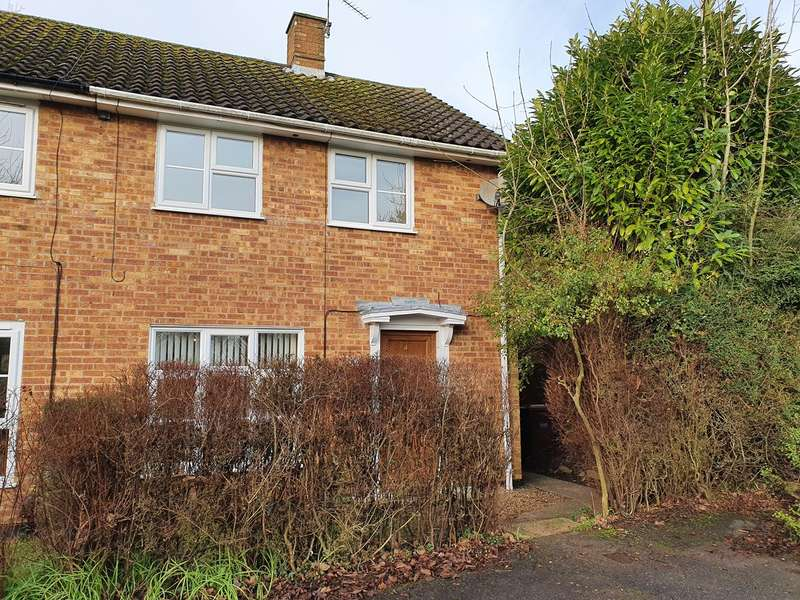 2 Bedrooms Semi Detached House for rent in Rayfield, Welwyn Garden City, AL8