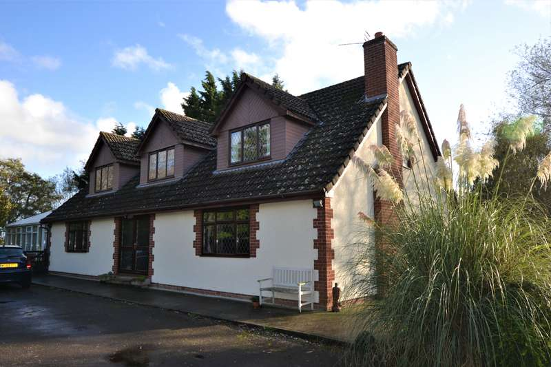4 Bedrooms Detached House for sale in Wedmore SOMERSET