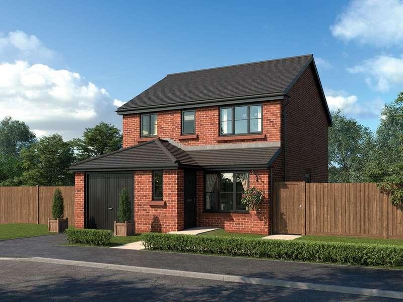 3 Bedrooms Detached House for sale in Plot 30 The Stirling, Grey Gables Farm, Bamber Bridge, PR5