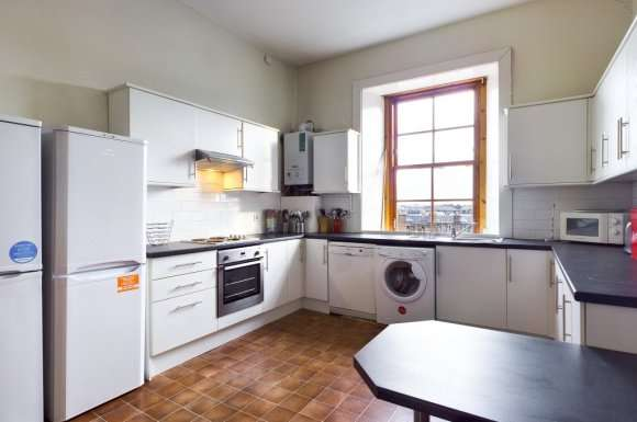 4 Bedrooms Flat for rent in East Claremont Street, New Town, Edinburgh, EH7