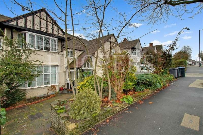 4 Bedrooms Semi Detached House for sale in Dollis Hill Lane, London