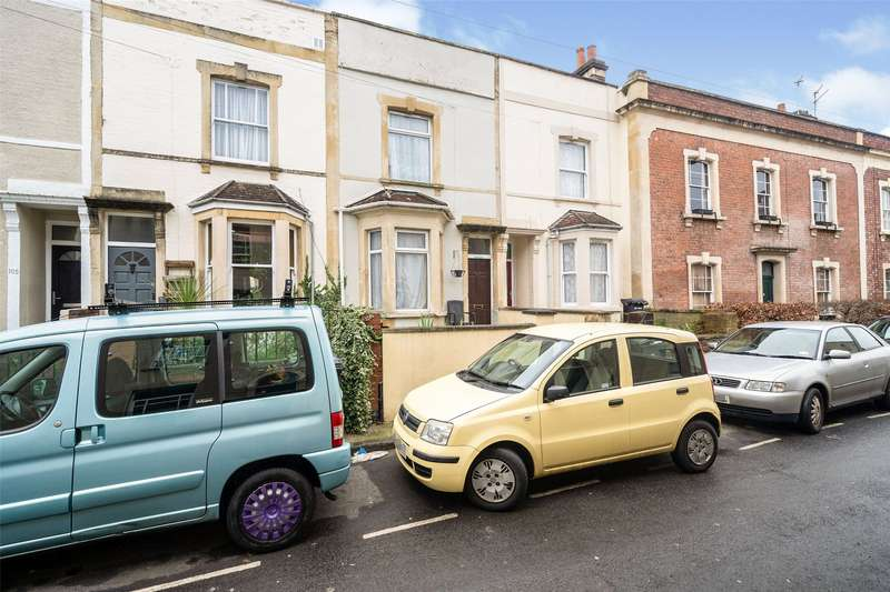 3 Bedrooms Terraced House for sale in Lower Cheltenham Place, Bristol, Somerset, BS6