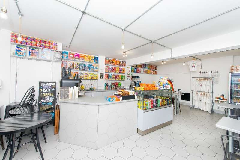 Commercial Property for rent in Trafalgar Street, Brighton, East Sussex, BN1 4ED