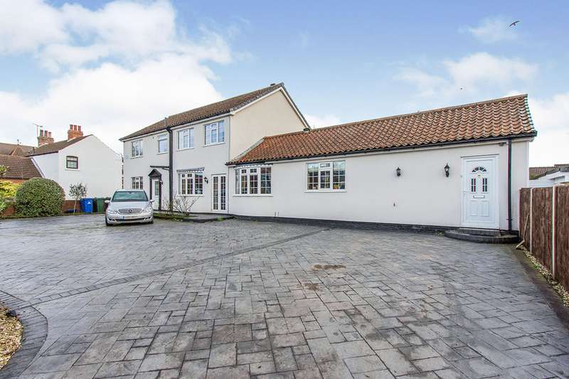 4 Bedrooms Detached House for sale in High Street, Barnby Dun, Doncaster, DN3