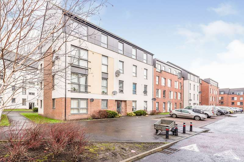 2 Bedrooms Flat for sale in Ferry Gait Crescent, Edinburgh, EH4
