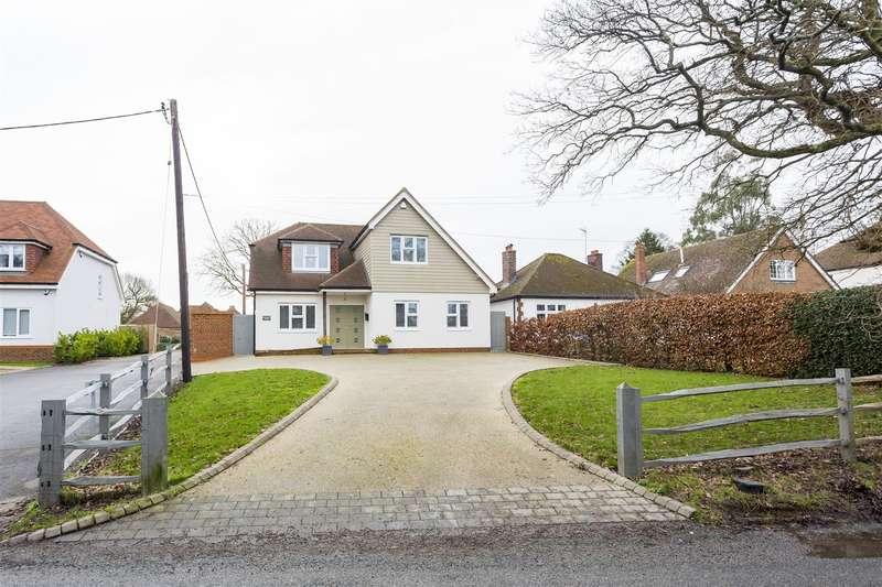 5 Bedrooms House for sale in Vigo Road, Fairseat, Sevenoaks