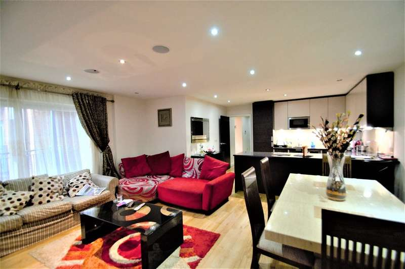 2 Bedrooms Flat for sale in Aerodrome Road, Claremont House