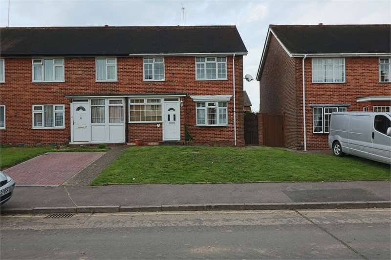 3 Bedrooms End Of Terrace House for rent in Steward Close, Cheshunt, EN8