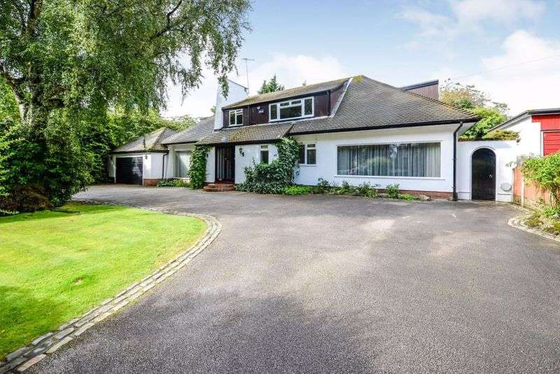 5 Bedrooms Property for sale in Church Road, Woolton, Liverpool, L25