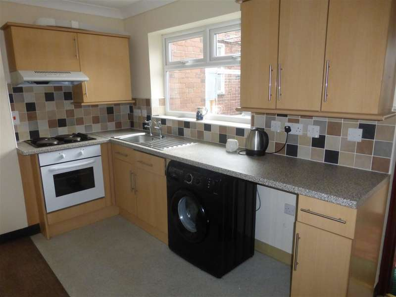 2 Bedrooms Flat for rent in Midland Road, Barnsley