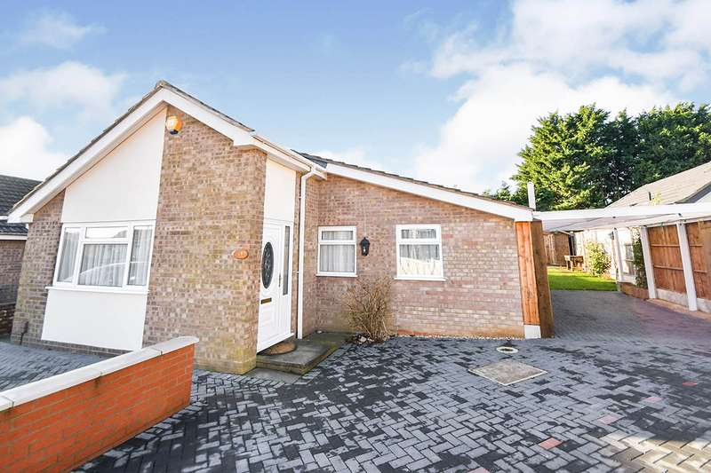 2 Bedrooms Detached Bungalow for sale in Gynewell Grove, Lincoln, Lincolnshire, LN2