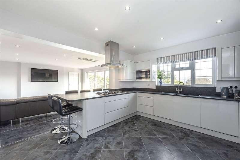 6 Bedrooms Detached House for sale in Mill Lane, Gerrards Cross, Buckinghamshire, SL9