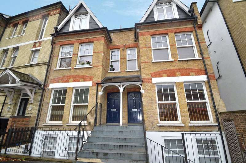 2 Bedrooms Apartment Flat for sale in Wellesley Road, Croydon