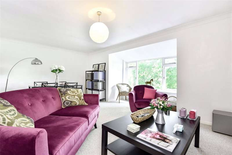 2 Bedrooms Apartment Flat for rent in Aileen Gardens, 51A Park Road, Camberley, Surrey, GU15
