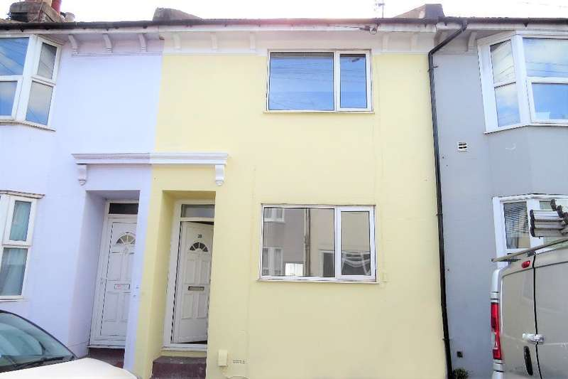 6 Bedrooms Terraced House for rent in St Mary Magdalene Street, Lewes Road/Elm Grove, Brighton, BN2 3HU