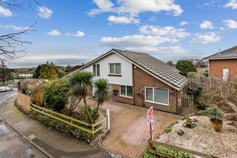 4 Bedrooms Detached House for sale in Cannongate Road, Hythe, CT21