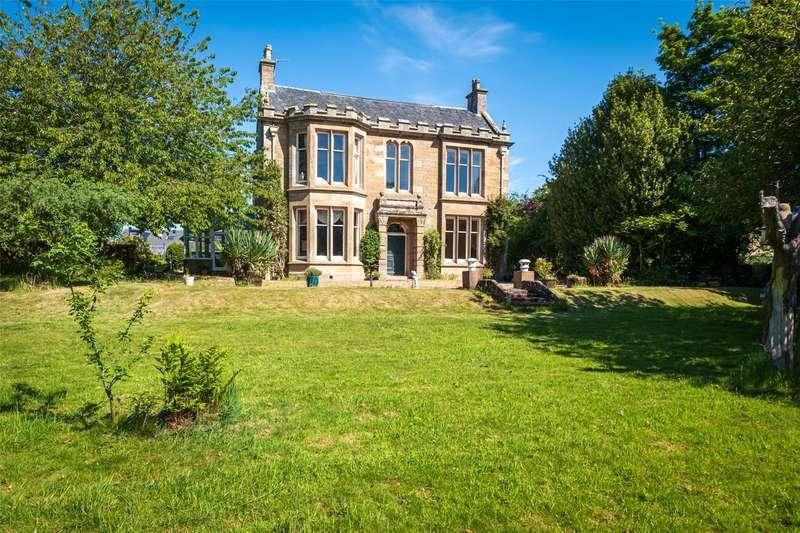 5 Bedrooms Detached House for sale in Struan Park, Westfield Road, Cupar, Fife, KY15