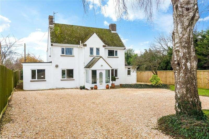 4 Bedrooms Detached House for sale in Hempton Road, Deddington, Banbury, Oxfordshire, OX15