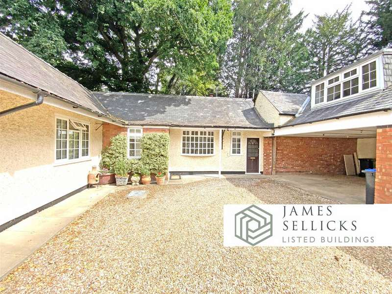 2 Bedrooms Mews House for sale in Sutton Road, Great Bowden, Market Harborough