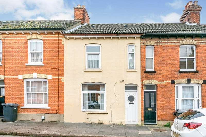 2 Bedrooms House for sale in Hartington Street, Bedford, Bedfordshire, MK41