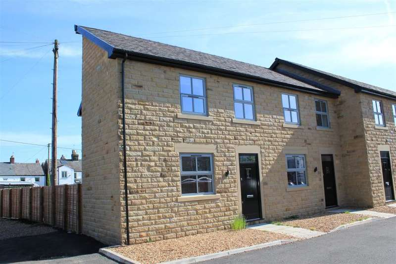2 Bedrooms Terraced House for sale in 1 The Close Ribchester PRESTON PR3 3ZG