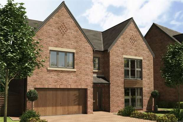 5 Bedrooms Detached House for sale in Plot 18 - The Jesmond, Thorpe Paddocks, Homes By Carlton, Thorpe Thewles, Stockton