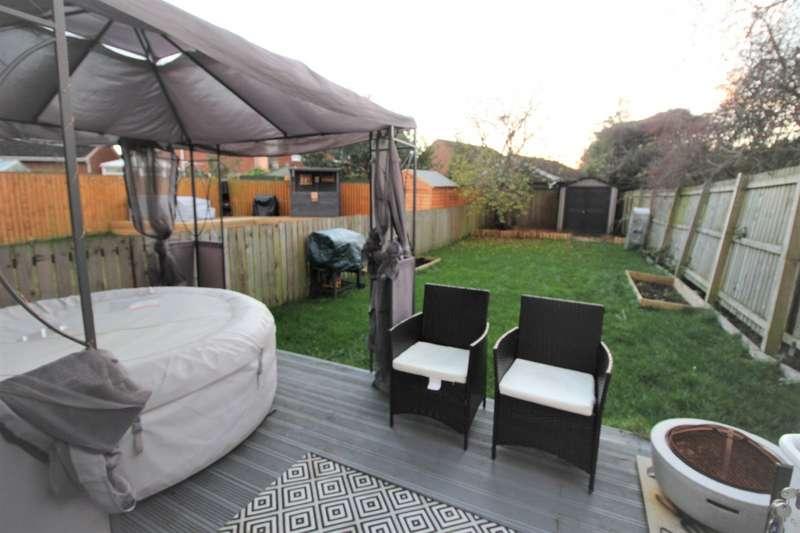 3 Bedrooms Semi Detached House for sale in Birtley Crescent, Bedlington, Northumberland, NE22